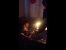 День рождение дочи 7 лет