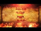 TheBattle.Club Hot High-Five