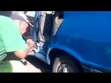 Как покрасить автомобиль своими руками