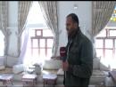 شاهد-قناة المسيرة في أحد مساكن زعيم مليشيا الفتنة والذي استخدم كثكنة عسكرية للإعتداء على المواطنين 03-12-2017