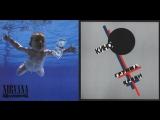 Nirvana - Виктор Цой – Smells Like Teen Spirit-Группа крови