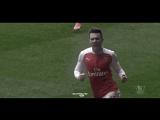 Филигранное подставление пятки в исполнении Рэмзи | Abutalipov | vk.com/nice_football