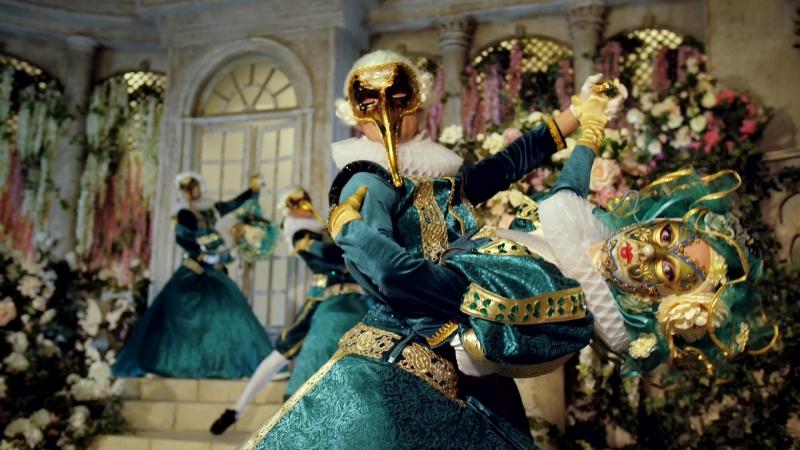 Венецианский карнавал Шоу-балет Аррива