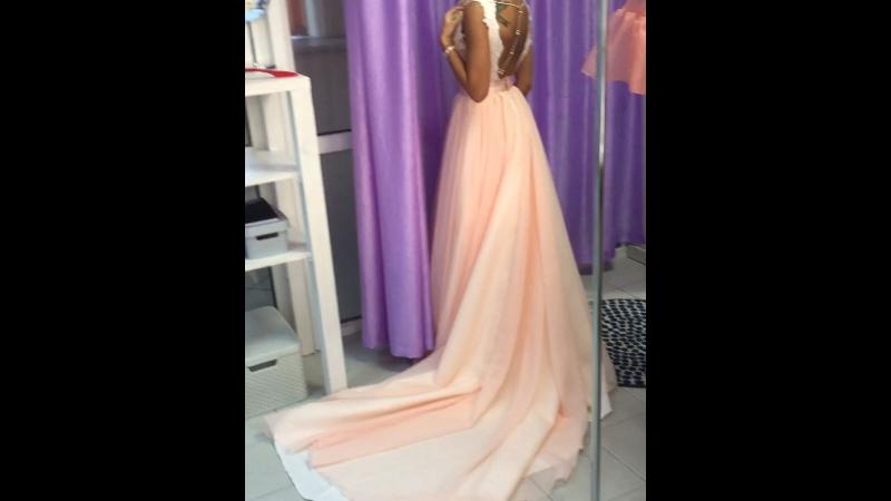 Свадебное платье для Кати)