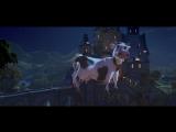 Маленький вампир The Little Vampire 3D, 2017 - Трейлер