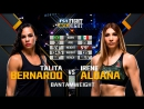 UFC FIGHT NIGHT ST. LOUIS Talita Bernardo vs. Irene Aldana