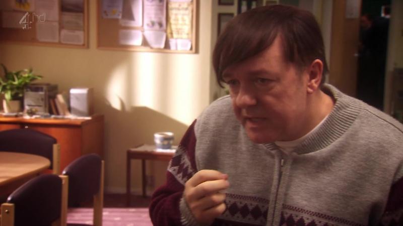 Дерек — 2 сезон, 7 серия «Рождественский выпуск» | Derek — Christmas Special / Series Finale | HD (720p) | 2014