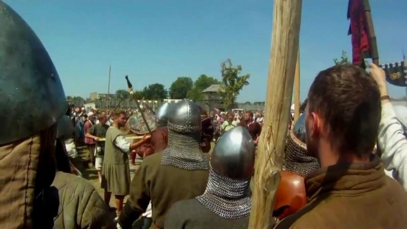 Grai - Pesn o Zemle Rodnoy (Festival of Slavs and Vikings) NAPISY