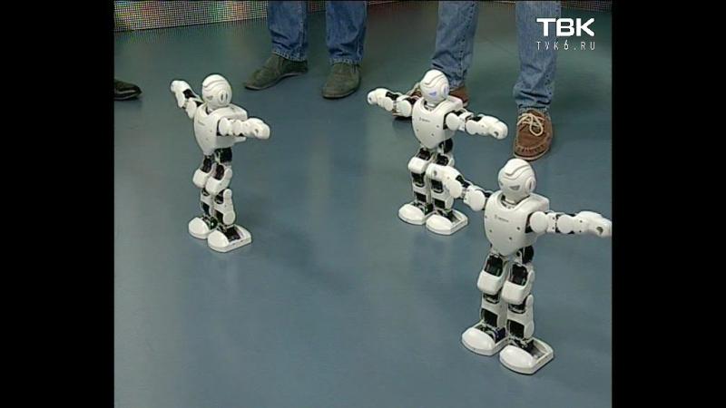 Роботы наступают!