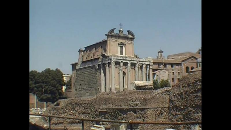 Золотой глобус. Выпуск 2: Рим. Вечный город. Величие былых эпох.