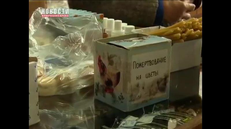 В Новочебоксарске задержали подростков, пытавшихся украсть ящик для пожертвовани