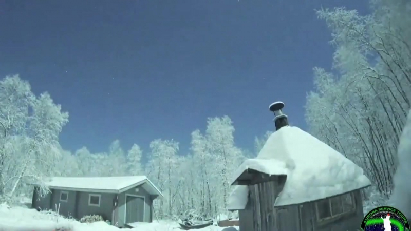 Astonishing fireball lights up Finland sky like its the middle of the day