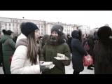 Огромный торт на 8 Марта. Улан-Удэ