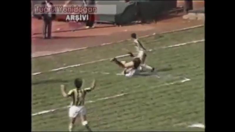Federasyon Kupası - 1983 - 1984 Sezonu - Beşiktaş 4-2 Fenerbahçe