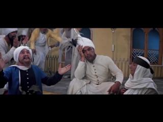ВОЛШЕБНАЯ ЛАМПА АЛЛАДИНА (1966, Борис Рыцарев). Арабская сказка