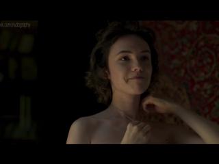 Стася Милославская голая в сериале