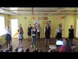 Поздравлений от девочек. Песня переделка на день учителя. 2017.г