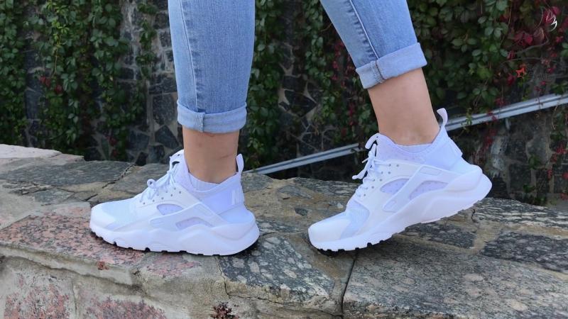 Nike Huarache Ultra White 😍