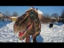 Живой Динозавр Дино - Аниматроник на любой праздник!