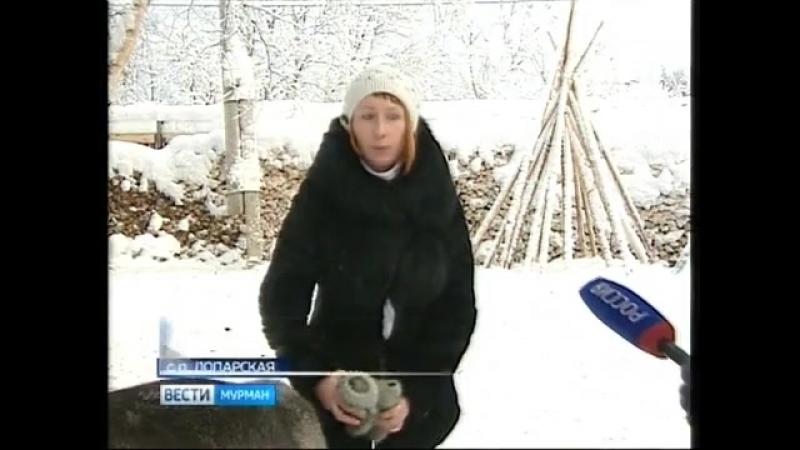 Репортаж Андрея Зайцева ГТРК