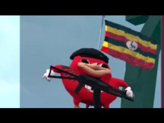 UGANDA KNUCKLES