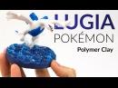 Lugia (Pokemon) Ocean Water Effect – Polymer Clay Tutorial