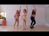 Allj &amp Feduk - Розовое вино DANCE  танец