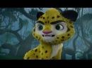 Лео и Тиг - Сборник - Топ серий мультфильма для детей о жителя тайги, - познавательные мультики