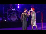 Garbage w Inara George - Cup Of Coffee - Live @ The Hollywood Bowl 7-9-17 in HD