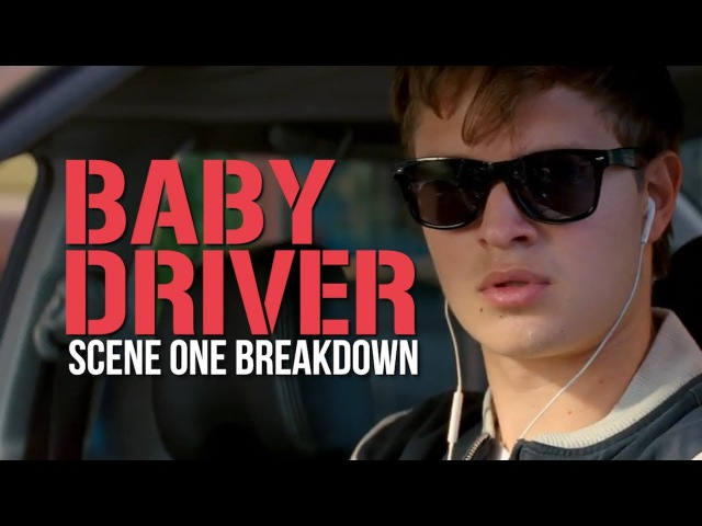 How Edgar Wright Sets Up Baby Driver First Scene Breakdown