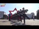 Митинг к 75−летию создания Молодой гвардии прошел в ЛНР