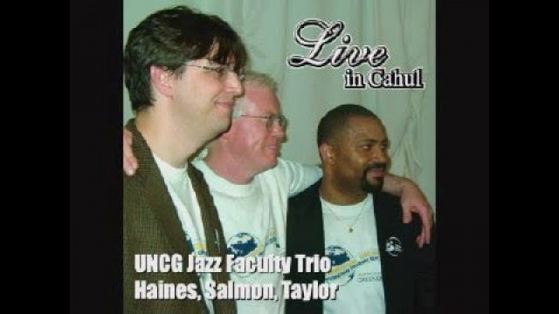 UNCG Jazz concert Live in Cahul 2003
