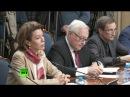 Заседание Временной комиссии Совета Федерации по защите государственного суве ...