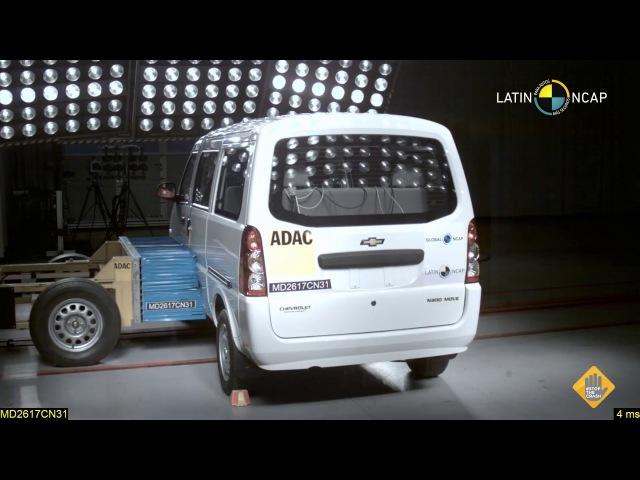 Chevrolet N300 (passengers) - NO Airbags