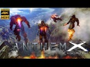 ANTHEM 4K 60FPS HDR FILTER GAMEPLAY XBOX ONE X E3 2017