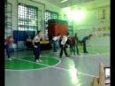 танец под нано - техно