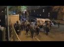 Полиция бежит защищать Администрацию Президента 18 10 2017
