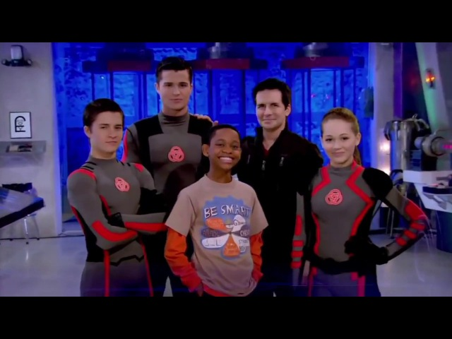 Lab Rats - Opening