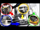 Доработка китайского 3д принтера Anet a8 prusa i3 Upgrade 3d printer