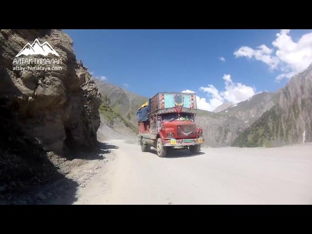 Дороги Индии - Indian Roads