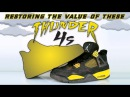 Restoring the value to a pair of Thunder 4's - Restorations with Vick Almighty