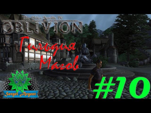 The Elder Scrolls IV: Oblivion - Гильдия магов 10