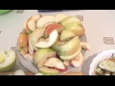 Как заморозить яблоки на зиму. How to freeze apples for the winter.