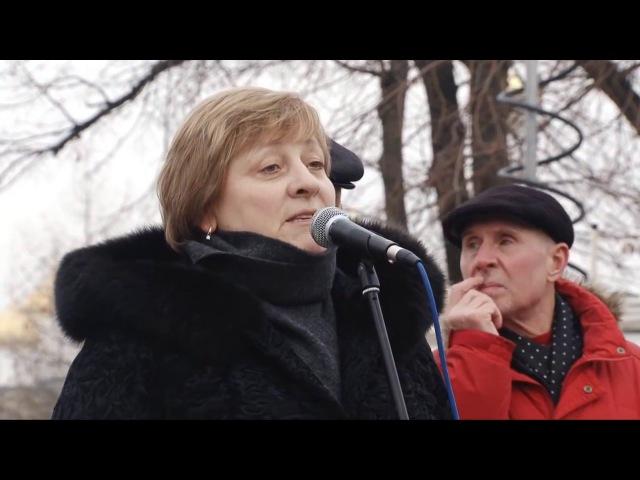 Светлана Лада-Русь: «пророчица рептилий» или смелый оппозиционный политик?