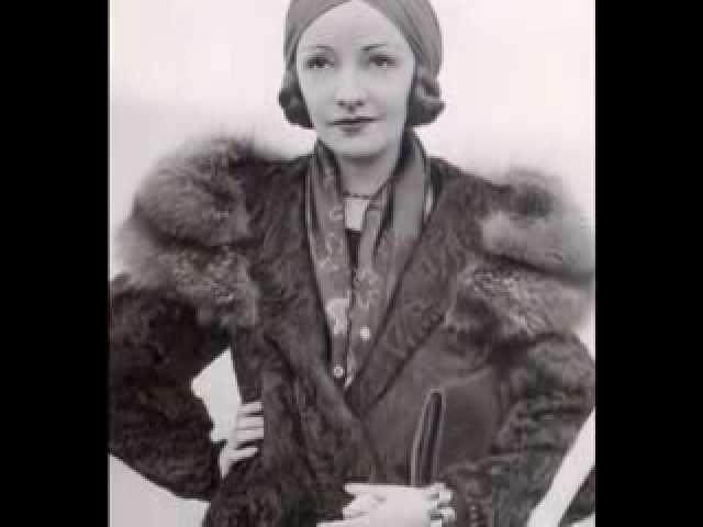 Natacha Rambova~The Wife of Rudolph Valentino~