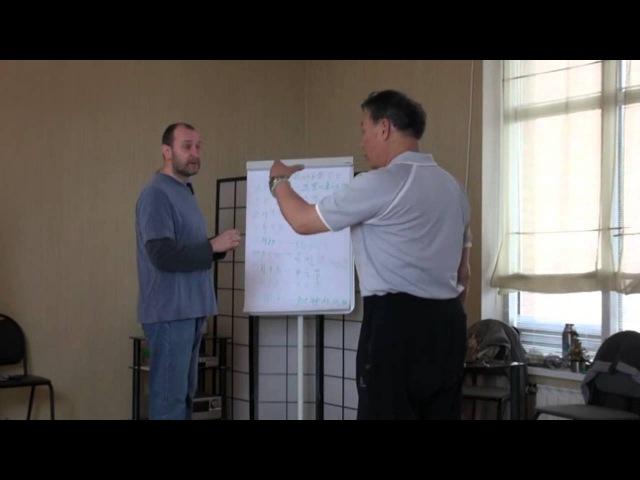 Семинар мастера Ли Гунчэна (2013) часть 07