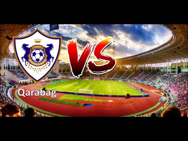 Qarabağ vs Kopenhagen - 15/08/2017 - Çempionlar Liqasının pley-off mərhələsi