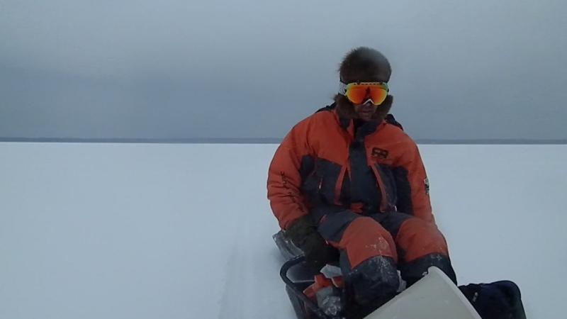 Под Вытегрой,на протяжении 3 км по буранке я насчитал 23 сетки по 100 метров,весь залив перекрыт.