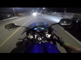 Bike Life California Yamaha R1 HOW DARE YOU!⁄ I STUNTED ON HIS ASS⁄ HE TRIED TO RACE