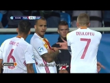 Чeмпиoнaт Eвpoпы U-21. Portugal 0:2 Spain | Paмиpec